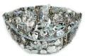 Crystal embellished purse Beavaldes