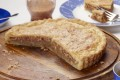 Hazelnut tart. Photo: Jason Joseph Bonello