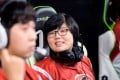 "Geguri becomes first female player to join the Overwatch League (Source: Shanghai Dragons/Yong Woo ""Kenzi"" Kim)"