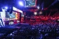 Esports fans often spectate in huge arenas like this one in Hong Kong. (Source: South China Morning Post).