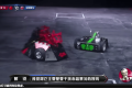 Toxic Fangs from China and Flame Tyrannosaurus from the UK duke it out in Episode 1 of Clash Bots. (Picture: iQiyi)
