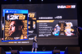 "LeBron James -- or ""La-bron"" -- is the cover athlete for 2K19 anniversary edition. (Picture: Tencent Video)"