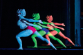 'Tree of Codes', a free-form contemporary ballet, is a bold bid to create a new artwork. Photo: Ravi Deepres