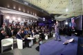 One hundred high potential start-ups from around the world pitch their ideas to investors and industry leaders in EPiC