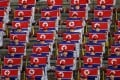 North Korea is getting ready to celebrate the 70th anniversary of the founding of its ruling Workers' Party of Korea on October 10. Photos: Reuters