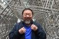 Ai Weiwei in London last month.