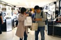 Chinese luxury consumers are spending more on ready-to-wear and new labels, a notable shift in the behaviour and tastes of the world's top spenders, and investors from Hong Kong are buying heavily into London retail shops to take advantage of this development. Photo: Reuters