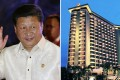 President Xi Jinping is staying in the Century Park Hotel in Manila. Photo: EPA, SCMP Pictures