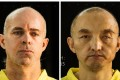 A photo of the two Islamic State hostages, Ole Johan Grimsgaard-Ofstad (left) Fan Jinghui, who were reported on Wednesday to have been killed by the extremist group. Photo: AP