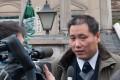 A file photo of Chinese lawyer Pu Zhiqiang. Photo: EPA