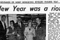 New Year's Day 50 years ago as reported in the South China Morning Post.