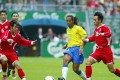 Ronaldinho played in the Lunar New Year Cup in 2005 as part of the Brazil national team. Photo: SCMP Picture