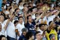 Hong Kong Tottenham fans cheer their team at the Premier League's Asia Trophy in 2013. Photo: SCMP