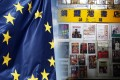 The European Union statement on the missing booksellers noted that respect for freedom of expression underpins all free societies. Photos: AP, Sam Tsang