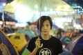 Singer Denise Ho took part in the Occupy protests. Photo: Sam Tsang