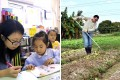 Initiatives to promote the development of technology and implementing free kindergarten education will be among the highlights of Leung Chun-ying's fourth policy address to be unveiled tomorrow. Leung is also expected to set up a HK$500 million fund to promote sustainable development of agriculture in the city.