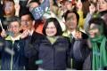 All change: Taiwan elects Beijing-sceptic Tsai Ing-wen (C). Photo: AFP