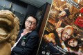 Dong Ping, executive director of Huanxi Media Group; Far East Financial Centre, Admiralty. Photo Dickson Lee, SCMP