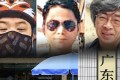 Guangdong police have confirmed that Lui Por, Cheung Chi-ping and Lam Wing-kee are being investigated in mainland China. Photos: SCMP Pictures, David Wong