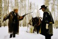 Kurt Russell (left) and Samuel L. Jackson star in The Hateful Eight.