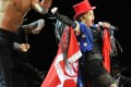Madonna onstage in Hong Kong at the first of two sold-out shows. Photos: SCMP