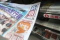 The newspaper is full of doom and gloom, says Kenny Hodgart. Photo: SCMP Pictures