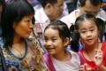 Children in Hong Kong often choose unusual English first names. Photo: SCMP