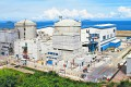 Daya Bay nuclear power plant, in Guangdong province. Photo: Corbis