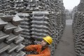 China Hongqiao aims to raise the annual capacity of the lightweight industrial metal by around 15 per cent this year if the market recovery continues. Photo: Reuters