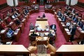Australia's Senate on Friday passed voting reforms after a marathon session lasting over 28 hours. Photo: Reuters