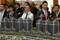 Sun Hung Kai Properties and New World Development have only reached 35 per cent and 28 per cent respectively in their annual sales target. Photo: Reuters