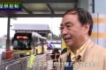 Lee Po failed to give details of his last departure from the city. Photo: Phoenix TV