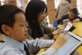 Children can really benefit from e-learning. Photo: SCMP Pictures