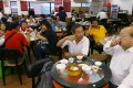 Very few Hongkongers skip breakfast according to a recent study.