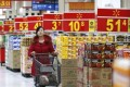 The government predicts consumer prices will rise about 3 per cent this year. Photo: Reuters