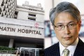 Shatin Hospital chief executive Lee Koon-hung apologised to the man's family. Photos: Dickson Lee