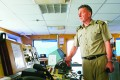 Ukrainian shipmaster Valeriy Lyzhyn says he is concerned about food and wages. Photo: Edmond So