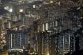 Apartment buildings in Hong Kong. Photo: AP