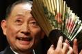 Mei Baojiu died in a Beijing hospital on Monday morning. Photo: Xinhua