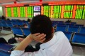 Investment income of Chinese insurance companies has suffered as the stock markets remain volatile. Photo: AFP