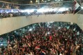 Anti-government protesters stormed parliament. Photo: Reuters