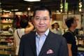 Portrait of Thomas Woo Ka-wah, President, City Super Group taken in City Super in Harbour City, Tsim Sha Tsui