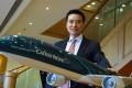 Cathay Pacific Chief Executive Ivan Chu Kwok-leung