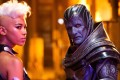 Apocalypse (Oscar Isaac) sets out to rid the world of its sins in X-Men: Apocalypse (category: IIB). The film, which also stars James McAvoy, Michael Fassbender, and Jennifer Lawrence, is directed by Bryan Singer.