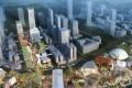 Rendition artwork for the Shanghai Dream Centre. SCMP Pictures