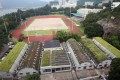 CUHK is planning to remove green roofs on top of six tin huts next to the Sir Philip Haddon-Cave Sports Field. Photo: David Wong