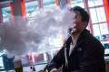 E-cigarettes are not a healthy option. Photo: AFP