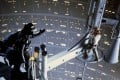 """The famous """"I am your father"""" scene from Star Wars: The Empire Strikes Back."""