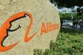 The headquarters of Alibaba Group in Hangzhou, Zhejiang province, China. Photo: EPA, Long Wei.