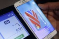 Backed by China UnionPay, payment services like Samsung Pay were introduced in China earlier in 2016. Photo: AP FILE - In this Aug. 6. 2015 file photo, a Samsung employee demonstrates Samsung Pay using a Galaxy S6 Edge Plus in New York. Samsung's mobile-payment service, Samsung Pay, will expand beyond the U.S. and Korea this year. The Korean company said Friday, Feb. 19, 2016, that it's coming to China in March, a month after rival Apple Pay. Samsung Pay will hit Australia, Brazil, Singapore, Spain and the U.K. later in the year. (AP Photo/Seth Wenig, File)